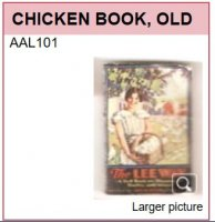 AAL101 CHICKEN BOOK
