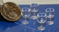 "627 1"" Scale Bordeaux Glasses"