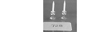 #728 1/2 Scale Candles & Holders - Click Image to Close