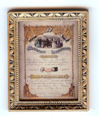 73040 Marriage Certificate