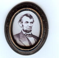 91071 Photo of Abraham Lincoln - Click Image to Close