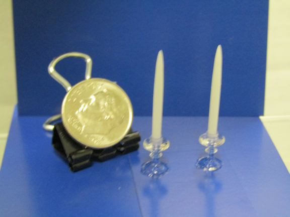 "#628 1""Scale Candles and Holders - Click Image to Close"